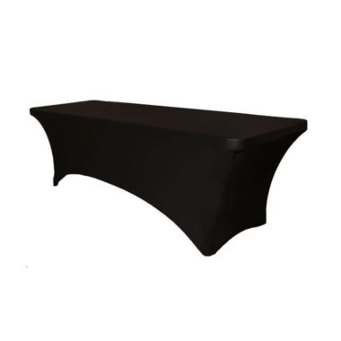 Lycra Trestle Cover Black