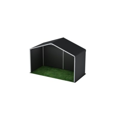 6m Wide Black Stage Cover 6m x 3m