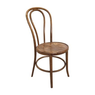 Bentwood Chair Distressed Walnut