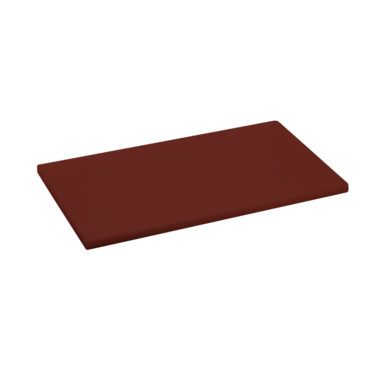 Chopping Board Brown Plastic