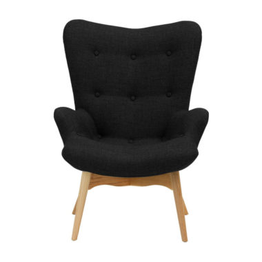 Featherston Chair Black