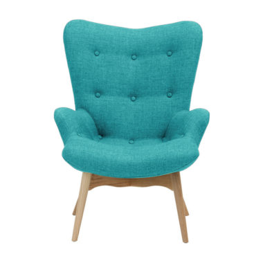 Featherston Chair Duck Egg