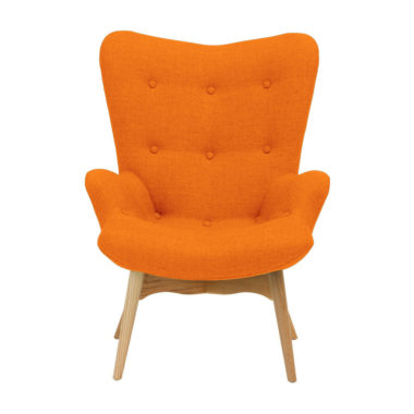 Featherston Chair Orange