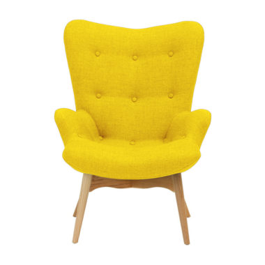 Featherston Chair Yellow