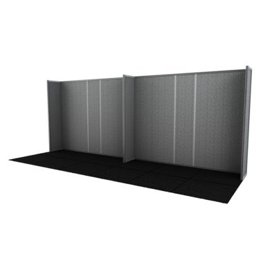 Framelock Walling  Grey Frontrunner Panels