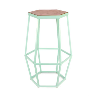 Hex Stool Mint
