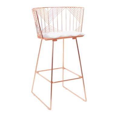 Lulu Stool Copper