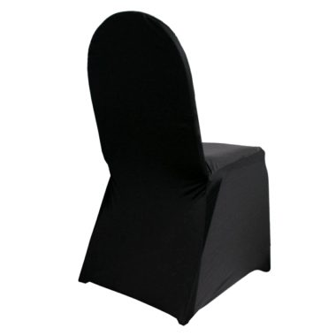 Lycra Chaircover Black