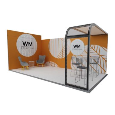 Manhattan Stand Package 1 3m x 6m