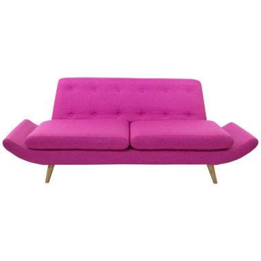 Scandi Lounge Hot Pink