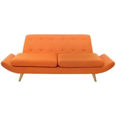 Scandi Lounge Orange
