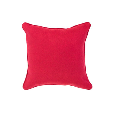 Throw Pillow Red